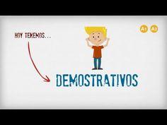 Los demostrativos - great video in espanol