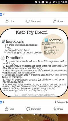Keto Bread Recipe With Psyllium Ketogenic Diet Plan, Ketogenic Recipes, Diet Recipes, Healthy Recipes, Ketogenic Lifestyle, Diet Tips, Bread Recipes, Flour Recipes, Atkins Diet