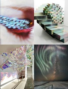 Eclectic Trends: My lifestyle trends AW 2016/17 for Global Color Research: COSMIC