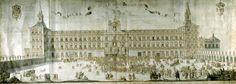 Su intención era sacar de Palacio el oficio de Ceras para evitar tragedias como el incendio del Alcázar de Madrid.