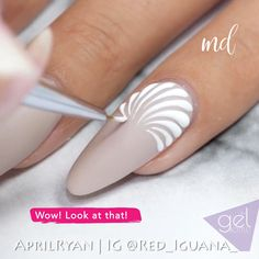 You Should Try These Gorgeous Nail Art Ideas. Videos Try These Gorgeous Nail Art / Polish Ideas Pretty Nail Art, Beautiful Nail Art, Gorgeous Nails, New Nail Art Design, Nail Design Video, Nail Art Designs Videos, Nail Art Videos, Nail Art Hacks, Nail Art Diy
