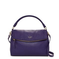 kate spade | cobble hill little minka    love all the colors this purse comes in...this one just happens to be the cheapest!