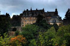 Castle Eisenbach near Lauterbach, Germany