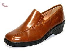 Ganter , Mocassins pour femme Marron Camel 36 - Chaussures ganter (*Partner-Link)