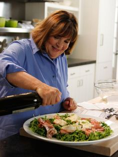 behind the scenes of cooking for jeffrey - Barefoot Contessa Friends