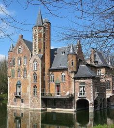 Castle style homes on pinterest castle house castles for Castle style homes