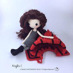 LCD6.3 Kayla C-Cloak girl