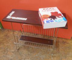 Dutch Coffee table / magazine rack by Veryodd on Etsy, $95.00