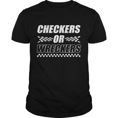 Get yours hot Checkers Or Wreckers Best Gift Shirts & Hoodies.  #gift, #idea, #photo, #image, #hoodie, #shirt, #christmas