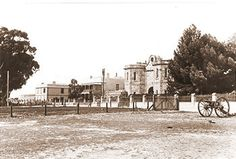 Fremantle Prison was constructed soon after the arrival of the convict ship Scindian in The Swan River Colony was settled by free settlers in Ghost News, Haunted House Stories, Most Haunted Places, Beyond The Sea, Ghost Hunting, Urban Legends, Walking Tour, Western Australia, Wild West