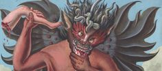 Image result for demonic figures in dreams