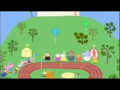 Peppa Pig Season 2, part two From : https://en.wikipedia.org/wiki/Peppa_Pig The show revolves around Peppa, an anthropomorphic female pig, and her family and...