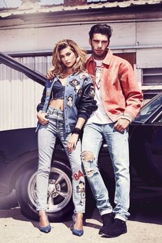 Hailey Baldwin Will Make You Want to Strip Down to Just Your Denim