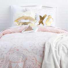 Duvet  Make Me Blush Collection