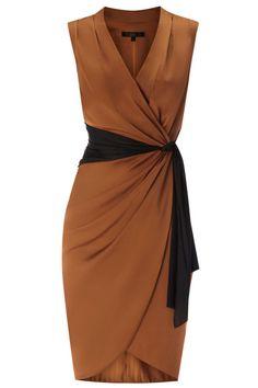 Coast wrap dress