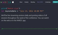 WWDC 2016: Was erwartet uns auf der Entwickler-Konferenz? - https://apfeleimer.de/2016/04/wwdc-2016-was-erwartet-uns-auf-der-entwickler-konferenz - Nachdem Siri die nächste WWDC zwischen dem 13.6 und dem 17.6 ankündigte und Apple den Termin bereits bestätigte, sammeln wir hier mal alle Infos zusammen, die sich seit der gestrigen Ankündigung im Netz so gesammelt haben. Entwickler-Account, viel Glück & ein volles Sparschwein – so kommt man...