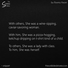 The Scribbled Stories.