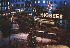 Higbee's was the first department store in the greater Cleveland area. The 12-floor Higbee Company building was the anchor for Cleveland's Public Square from its open in 1931 until its eventual close on Monday, Jan. 7, 2002.