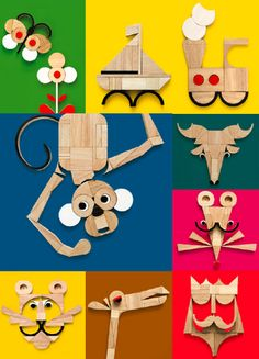 Playshapes, a beautiful wooden game from Miller Goodman Wooden Shapes, Kids Wood, Wooden Puzzles, Kids Store, Designer Toys, Play, Wood Toys, Felt Christmas, Baby Toys
