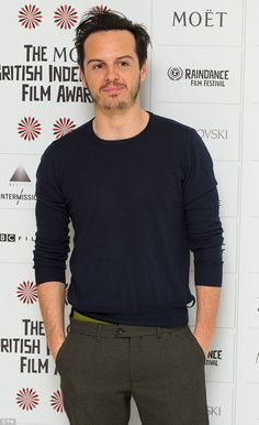 Best Supporting Actor: Andrew Scott is up for an award for his performance in comedy Pride.
