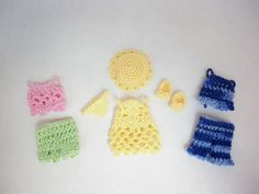 Crochet Kelly Outfits