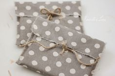 CD packaging photography packaging ideas  10 linen fabric envelopes warm grey by RosellasLane,