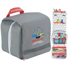 Promotional New Balance Toiletry Kit | Customized New Balance Toiletry Kit | Promotional Toiletry Kits