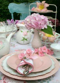 Inspirações da semana: pink/rose [http://www.tabletips.com.br]
