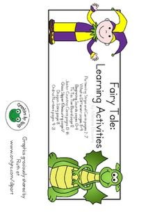 Here's a set of fairy tale themed activities that includes counting, measuring, ordinal numbers, and more.