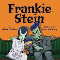 Frankie no es como sus padres, el señor y la señora Frank N. Stein. ¡Ellos dan mucho miedo! Él, sin embargo, es un niño muy guapo. ¿Qué pueden hacer los padres de Frankie para que su hijo cause tanto terror como lo causan ellos? Lo intentarán y lo intentarán, pero al final Frankie lo hará.. ¡a su manera!