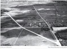 Bloom High School  Chicago Heights, Illinois  1930's