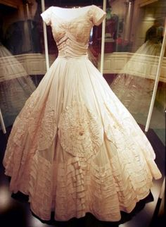 I have always dreamed of this dress. Jackie O.