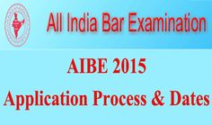 Looking for All India Bar Examination 2015 Online Application Process. Visit Yosearch for AIBE 2015 exam dates, aibe 2015 application form, aibe dates & more