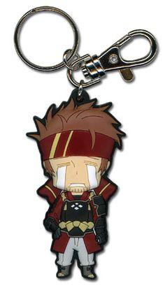 Sword Art Online Key Chain - Chibi Klein Crying @Archonia_US