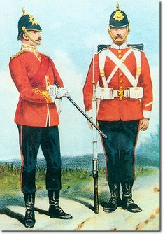 Boxer Rebellion, British Army Uniform, 28mm Miniatures, Field Day, Great Britain, Empire, Water Bottle, Military, History
