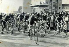 1947 - Milano - Partenza giro di Lombardia