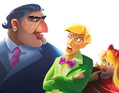 """Check out new work on my @Behance portfolio: """"Character design"""" http://be.net/gallery/51497279/Character-design"""