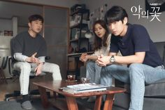 Lee Joong Ki, The Flowers Of Evil, Hyun Soo, Moon Chae Won, Hello My Love, Weightlifting Fairy Kim Bok Joo, While You Were Sleeping, Reasons To Live, Drama Korea