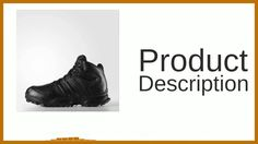 Adidas Mens GSG 9.4 Shoes