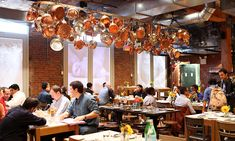 Giovanni Rana Pasta Kitchen #ChelseaMarket #chelsea #NYC #NewYork #Food #ItalianFood
