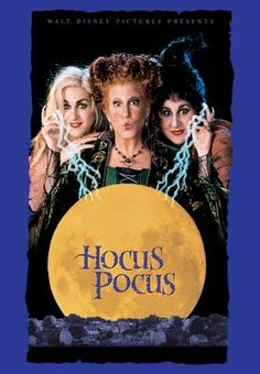 Ready to cast a spell? Watch the Walt #Disney classic #HocusPocus, and get yourself in the #Halloween spirit.