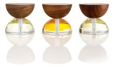 Esrawe and Cadena stack two hemispheres to form perfume bottle