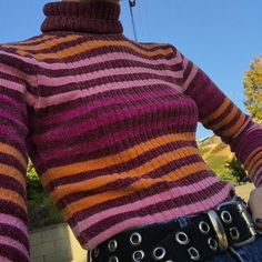 Stripe Life chenille striped turtleneck and everything else 40% off thru the day for our Boxing Day sale (still going strong)!