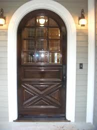 I can't wait for my very own round door! Arched Doors, Windows And Doors, Round Doorway, Glass Front Door, Back Doors, Beveled Glass, My Dream Home, Curb Appeal, Future House