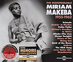 Miriam Makeba - Indispensable 1955-1962, Black Back Of The Moon, Miriam Makeba, The Lion Sleeps Tonight, House Of The Rising Sun, Music Games, Grand Prix, Songs, Memes, Walmart