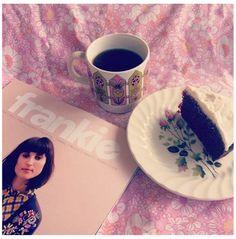 Just Enjoy Frankie Magazine
