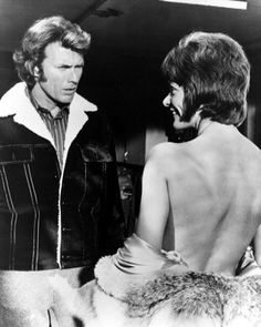 Clint Eastwood - 'Play Misty for Me'. Before there were bunny boilers there was this scissor wielding film.