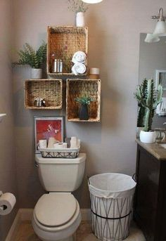 21 Creative Bathroom Wall Shelves Ideas For Small Space
