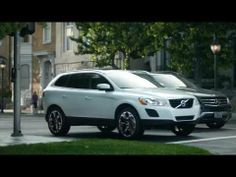 2013 #Volvo #XC60 SUV - Rearview Commercial - YouTube