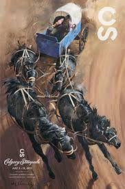 calgary stampede 2015 poster